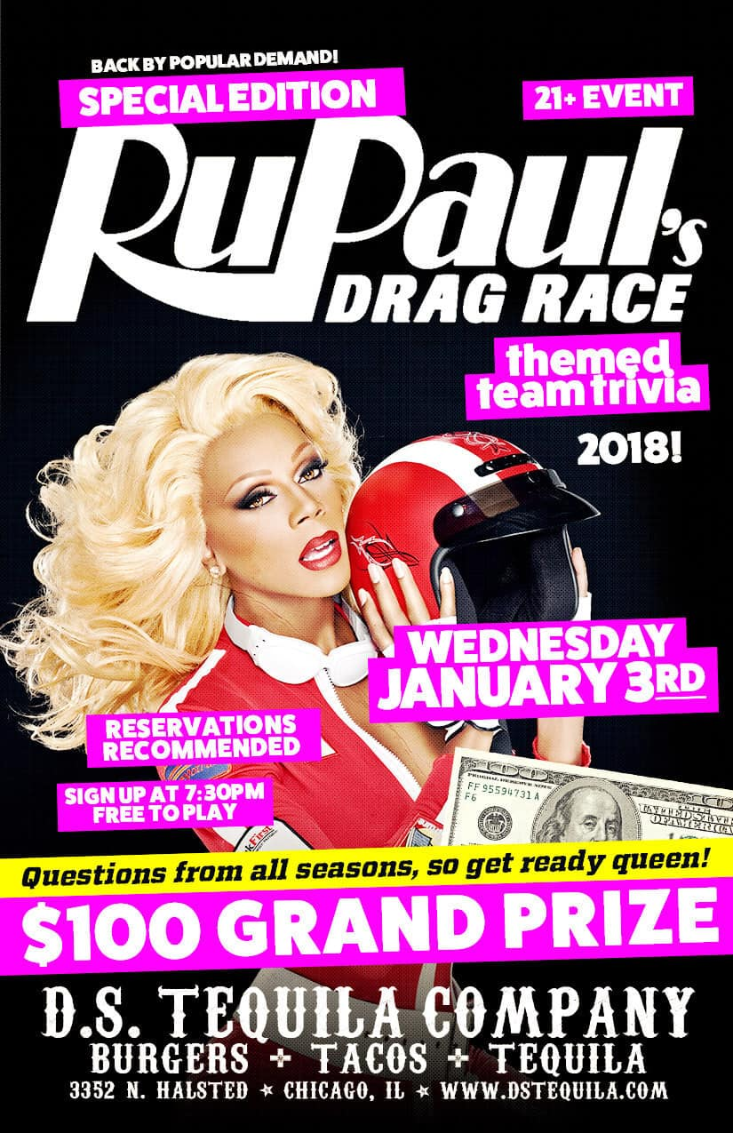 RuPaul Trivia Night