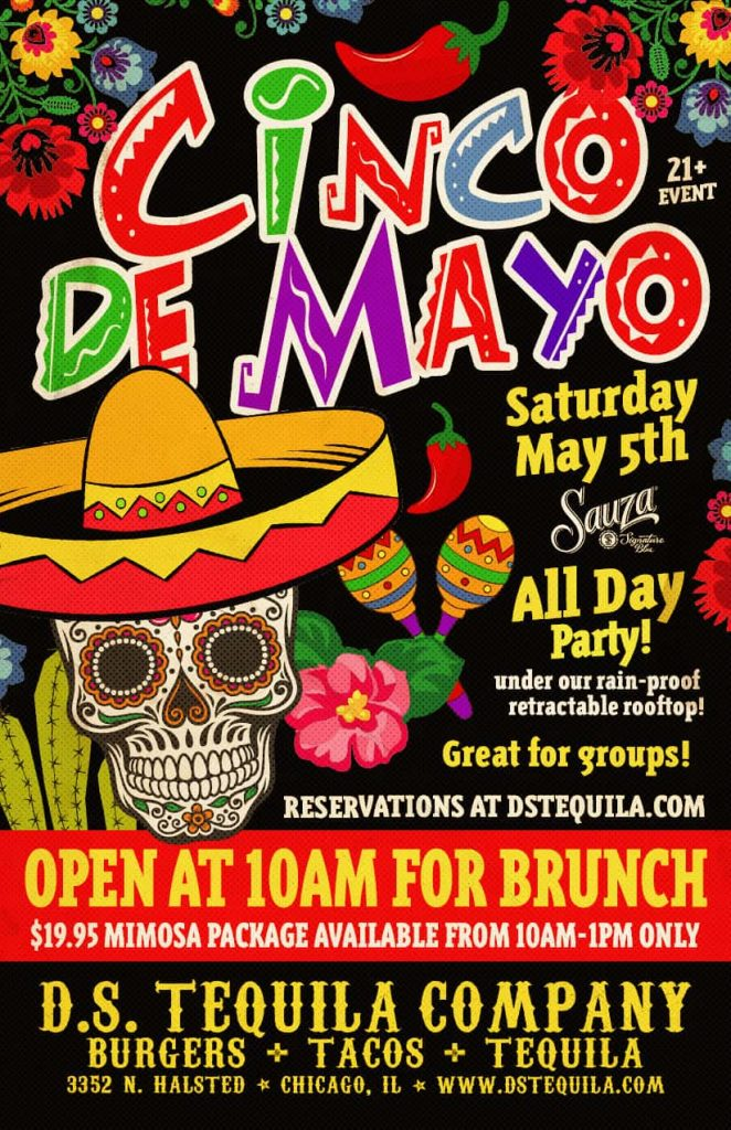 Cinco De Mayo at DS Tequila Co