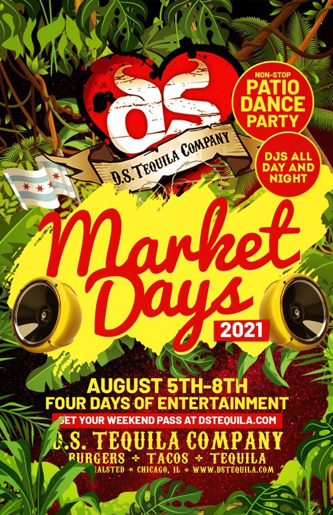 DS Tequila Market Days 2021